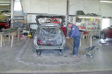 Collision Repair Shops Near Me >> Maine S Collision Body Shop Inc Springfield Ohio