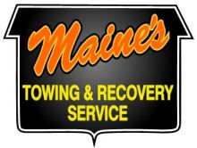 Maine's Towing & Recovery - 24 Hour Road Service
